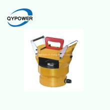 Machine de gaufrage hydraulique (verticale)