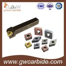 Pastilhas do carboneto de tungstênio das ferramentas de corte do CNC do carboneto de tungstênio