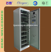 Integrated Outdoor Telecom Shelter With Standard 19 Inch Rack