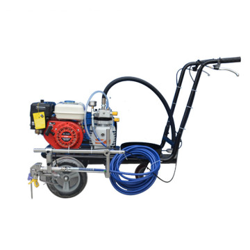 Road White Line Marking And Road Striping Machine