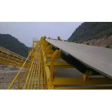 Cinta transportadora de impacto de acero para grandes mercancías Transportaion / Cinta transportadora de transmisión