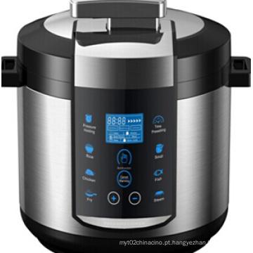 Multifunções panela de pressão elétrica com fritadeira Wsh-100V