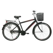 26 Inch Single/7 Speed Man City Bike