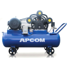 APCOM low noise 10hp 3heads base plate lehua v 0.25 8 belt driven air compressor 300l drive 5hp 4hp 3hp 2hp air-compressors
