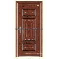 High-quality Russian door design KKD-520Z For Exterior Door Main Design