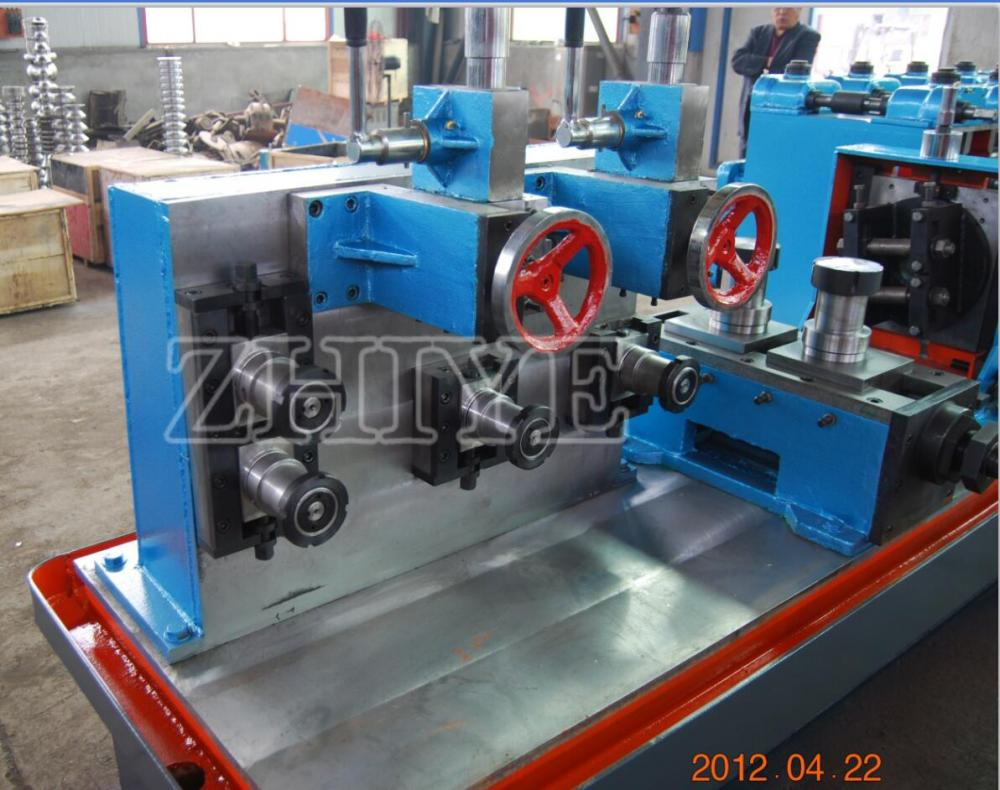 Automatic Welded Steel Tube Forming Machine