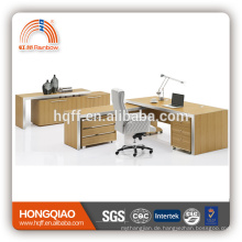 DT-01 L-shape T-shape computer table MDF office table