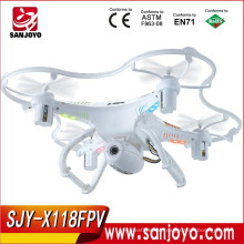 Hot Selling DJI Phantom 3 X118 Upgrade version RTF FPV RC Quadcopter drone with HD Camera VC CX-20C