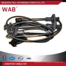 Montagem de fio de vela de ignição do silicone auto peças substituição para Corolla Toyota 90919-22323