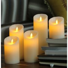 Decorative+Votive+Candle+Remote+Control+Operated+LED+Flame