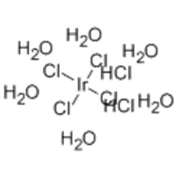 Hexachloroiridic acid hexahydrate CAS 16941-92-7