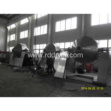 Double Cone Rotating Vacuum Drying Processor