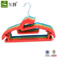 супермаркет многоцветный пластиковый вешалка для одежды для наружного