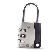 Zink aloi kombinasi berwarna-warni kunci