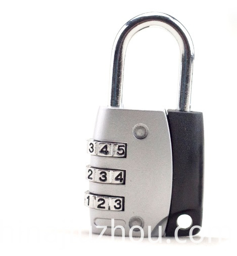 Zinc Alloy Combination Colorful Locks