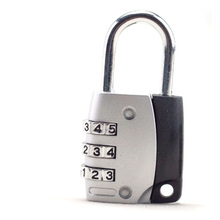 Zinc Alloy Combination Colorful Locks
