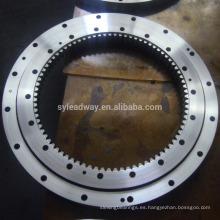rodamiento interno de la placa giratoria del engranaje para la excavadora