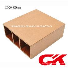 100% Reciclable WPC Guardrail De China