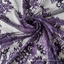 Cílios de nylon com véu de casamento francês com acabamento em renda 150cm