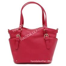 Stylish Eyelet Stud Women Fashion Designer Leather Lady Bags (ND0411-118)