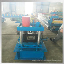 ZT-005 marco de puerta de acero rodillo que forma la máquina