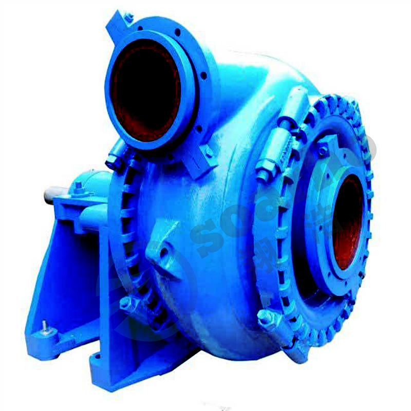16 / 14TU-GH High Head Gravel Pump