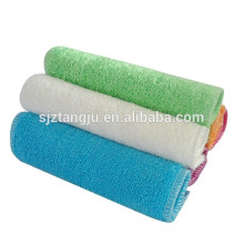bamboo clean cloth towel