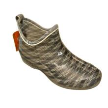 Cheap custom pvc rain boots ankle rain gumboots