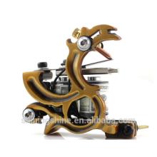2016 Neue Art handgemachte Shader Tätowierung-Maschine, Tätowierunggewehr 10wraps Spule