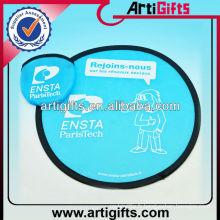 Frisbees de polyester d'approvisionnement d'usine pour des enfants