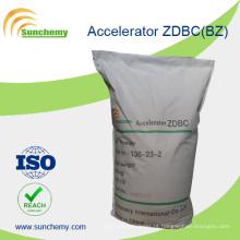 Acelerador de Borracha de Primeira Classe Zdbc / Bz