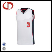 latest Design Custom Made Club Basketball Jerseys