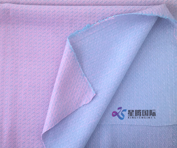 Eco-friendly Jacquard 100% wool Felt Fabric