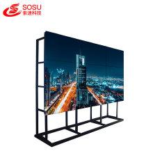 55 Zoll 3D-Brille LCD-Videowand