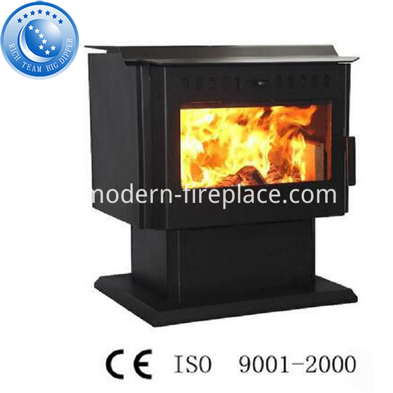 Fitting A Wood Heat Fire Stoves