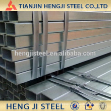 Square / Rectangle Galvanized Steel Tube Thickness 3.5mm