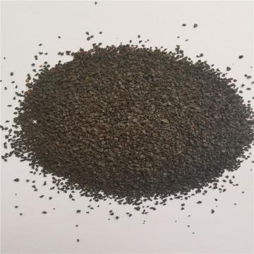 Peeled black garlic granule