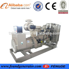 CE approved factory price 25 kva diesel generator, 20Kw-1300Kw silent generators for sale