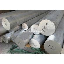Barres solides en aluminium à haute résistance en forme ronde 2024 T6