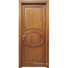 Unique Design of Wooden Door (ED018)