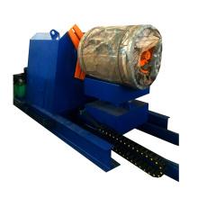 hebei xinnuo hydrualic 20 tonnes 5 tonnes manuel / decoiler électrique pour rouleau formant la machine