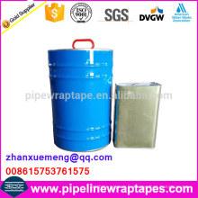 Amorce de caoutchouc de butyle de tuyau pour le pipeline anti-corrosion