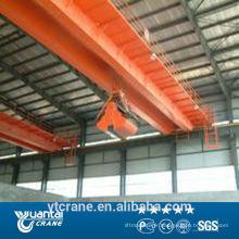 Grab seau overhead crane 5ton