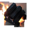Carvão vegetal de madeira tipo carvão preto para churrasco (churrasco)