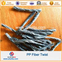 Engineering Fibre PP Twist Fiber Similar to Forta Ferro Macrofiber