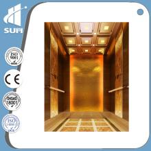 Главная Лифтовой Скорость 0.4m / S Роскошного Украшения