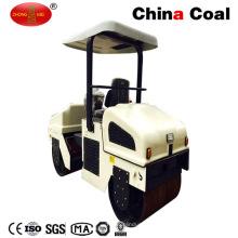 Compacteur vibratoire hydraulique de rouleau de route de moteur diesel de Zm-3000 mini