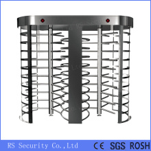 Durable Full Height Turnstiles Remote Controlled Gates