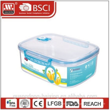 Recipiente de alimento de vácuo livre de BPA Arsto 4L