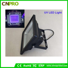 Напольное 100W УФ LED Прожектор Водонепроницаемый